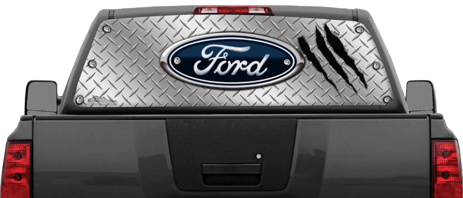 Ford Truck Windows Graphics