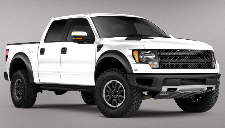 Ford Raptor Truck Wrap Carbon Fiber Wrap