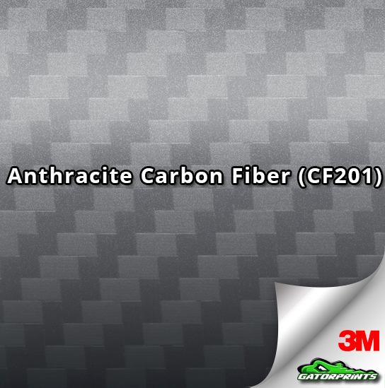 Anthracite Carbon Fiber (CF201)