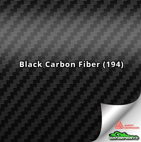 Black Carbon Fiber (194)