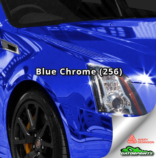 Blue Chrome (256)