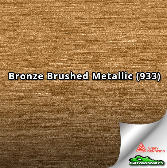 Bronze Brushed Metallic (933)