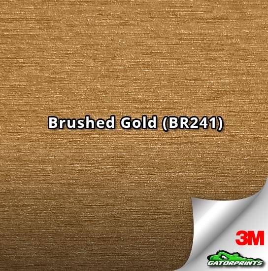 Brushed Gold (BR241)