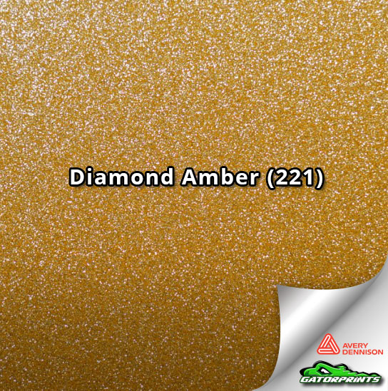 Diamond Amber (221)