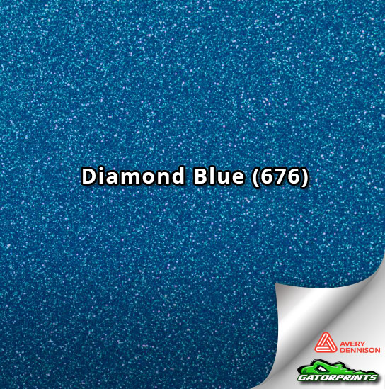 Diamond Blue (676)