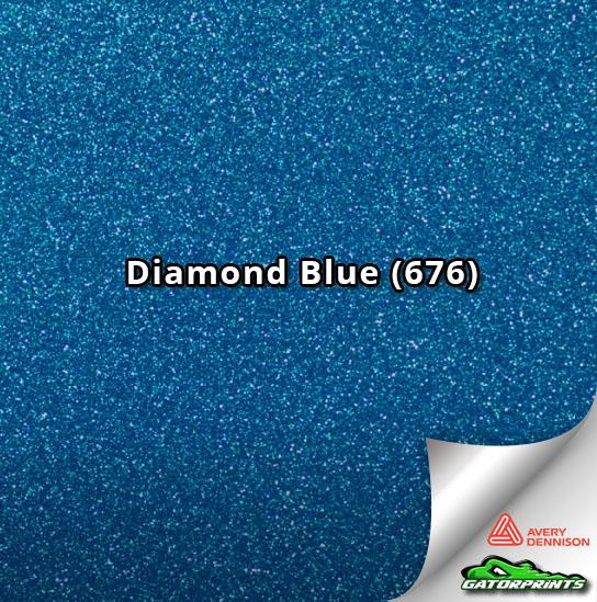 Diamond Blue (676)