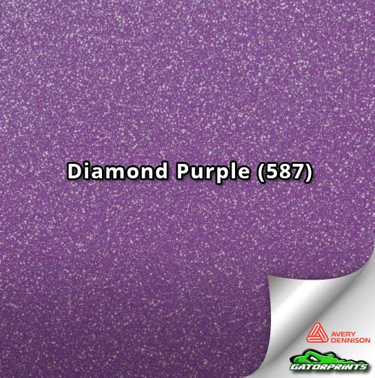 60 u0026quot  avery dennison diamond purple  587