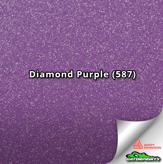 Diamond Purple (587)