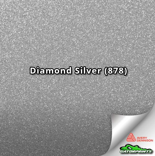 Diamond Silver (878)