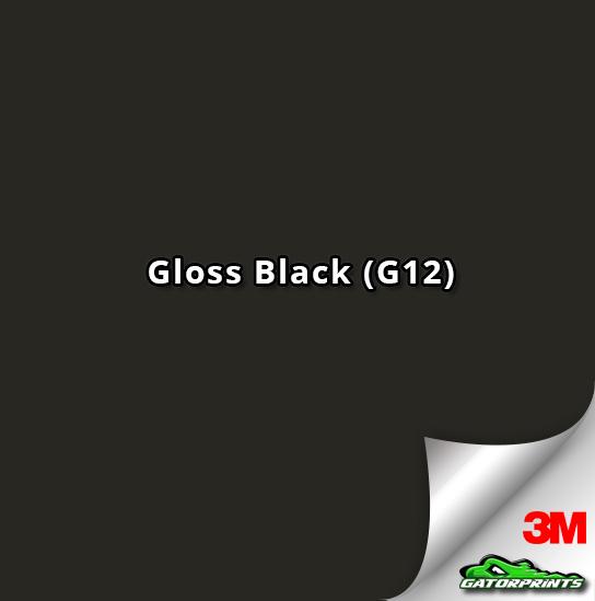 Gloss Black (G12)