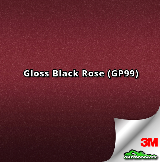 Gloss Black Rose (GP99)