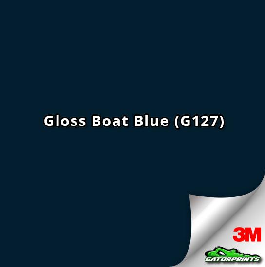 Gloss Boat Blue (G127)