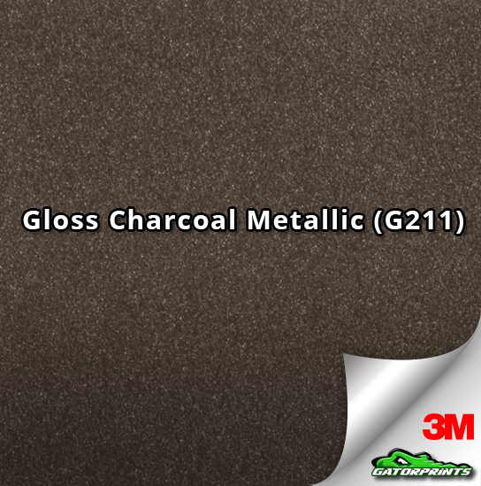 Gloss Charcoal Metallic (G211)