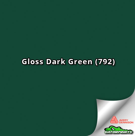 Gloss Dark Green (792)
