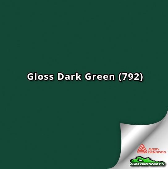 Gloss Dark Green (792)