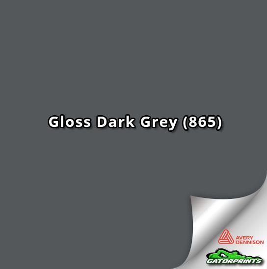 Gloss Dark Grey (865)
