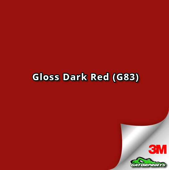 Gloss Dark Red (G83)