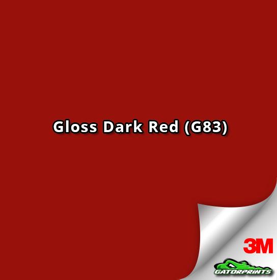 Gloss Dark Red (G83)