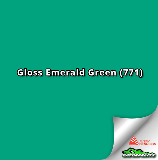 Gloss Emerald Green (771)