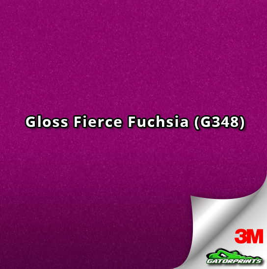 Gloss Fierce Fuchsia (G348)