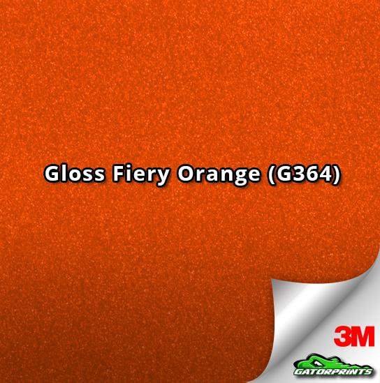 Gloss Fiery Orange (G364)
