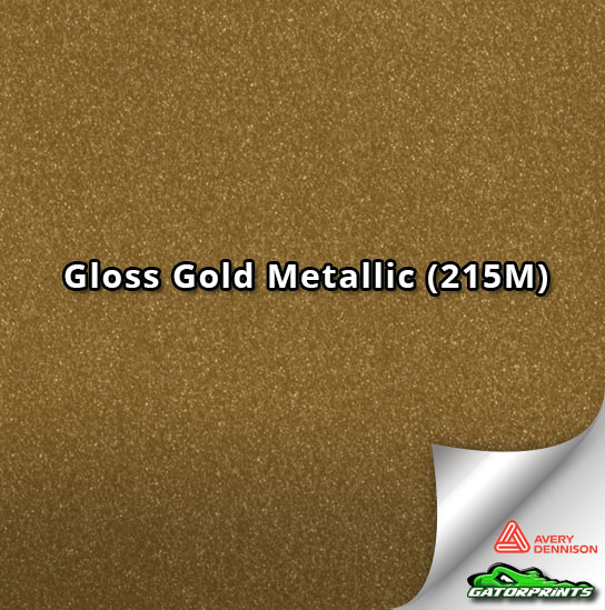 Gloss Gold Metallic (215M)