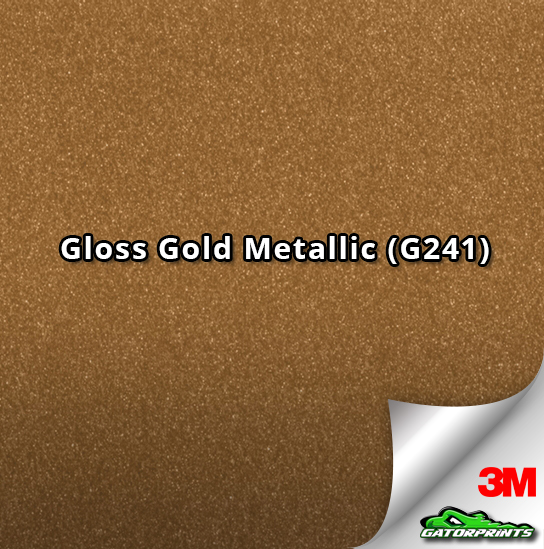 Gloss Gold Metallic (G241)