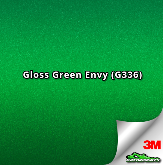 Gloss Green Envy (G336)