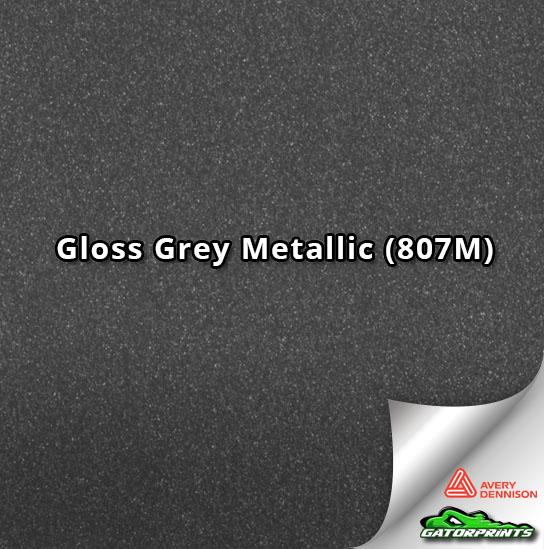 Gloss Grey Metallic (807M)