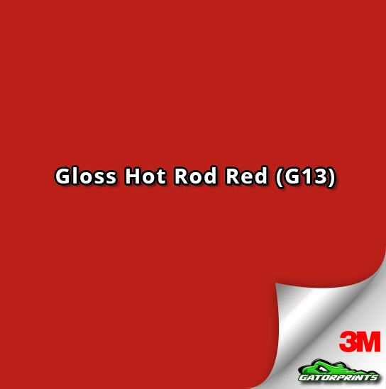 Gloss Hot Rod Red (G13)