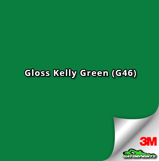 Gloss Kelly Green (G46)
