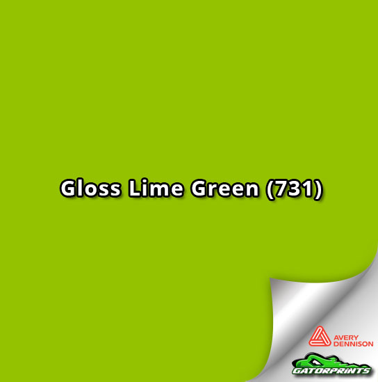 Gloss Lime Green (731)