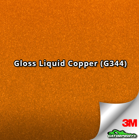 Gloss Liquid Copper (G344)