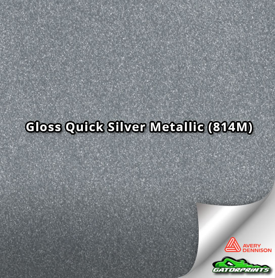 Gloss Quick Silver Metallic (814M)