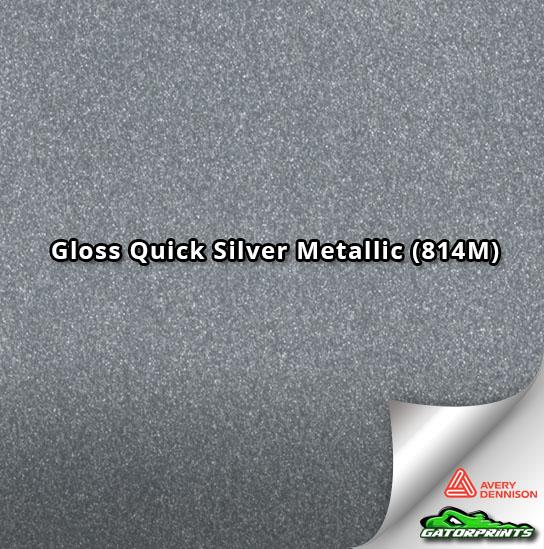 Gloss Quick Silver Metallic (814M)