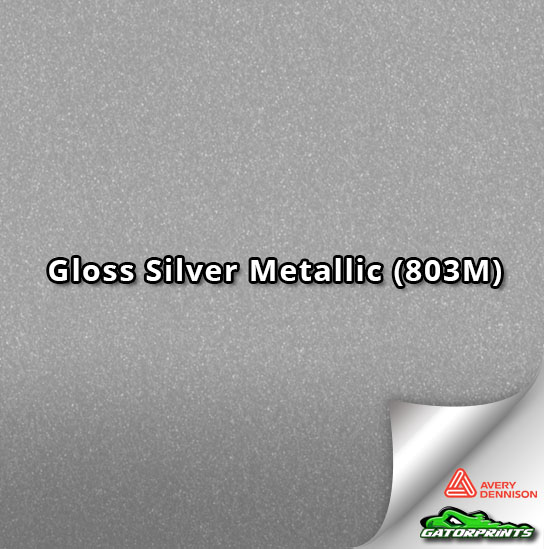 Gloss Silver Metallic (803M)