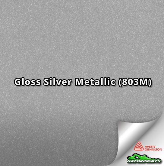 Gloss Silver Metallic (803M)