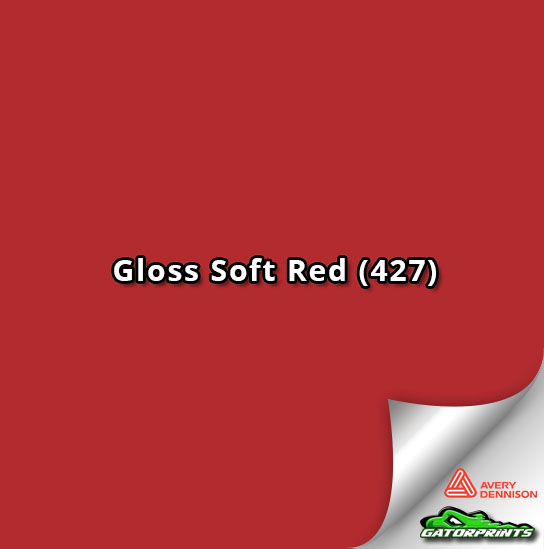 Gloss Soft Red (427)