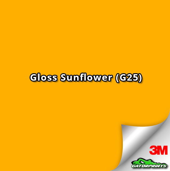 Gloss Sunflower (G25)