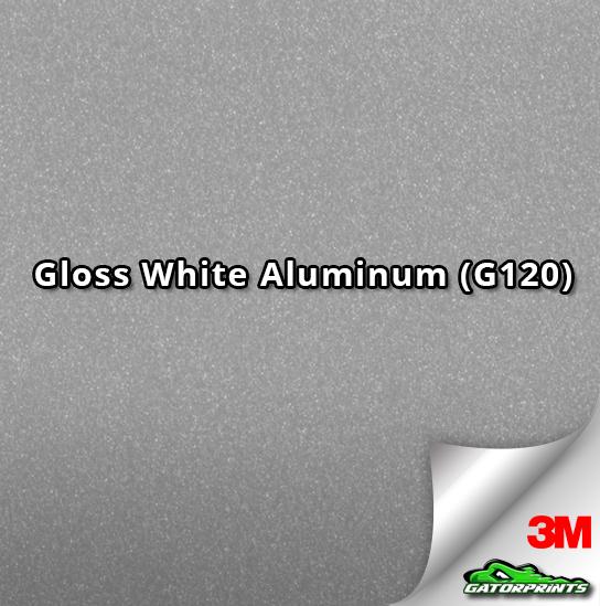 Gloss White Aluminum (G120)