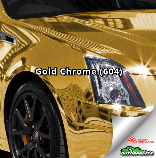 Gold Chrome (604)