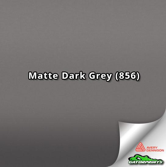Matte Dark Grey (856)