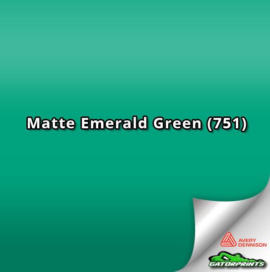 Matte Emerald Green (751)