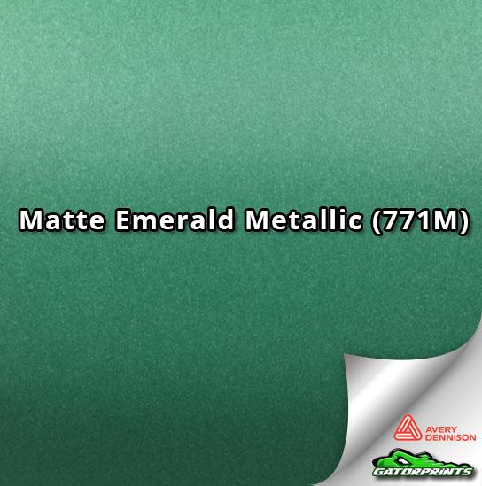Matte Emerald Metallic (771M)