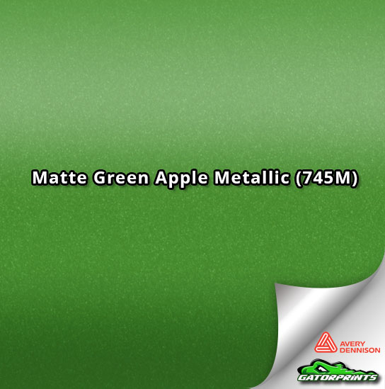 Matte Green Apple Metallic (745M)