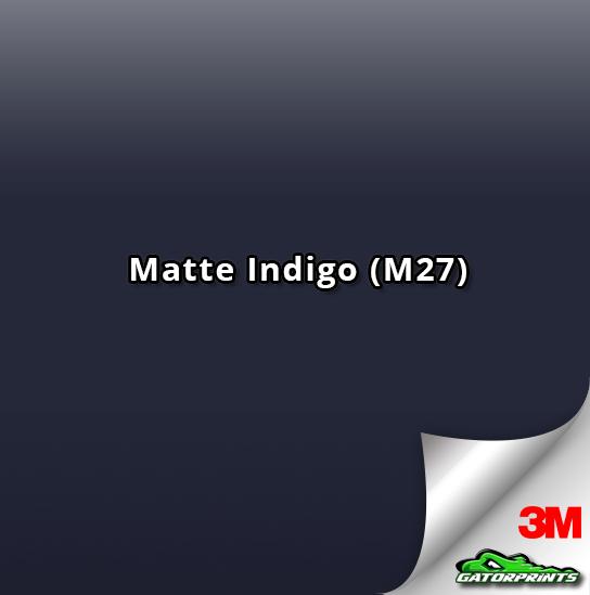 3M 1080 Matte Indigo (M27)
