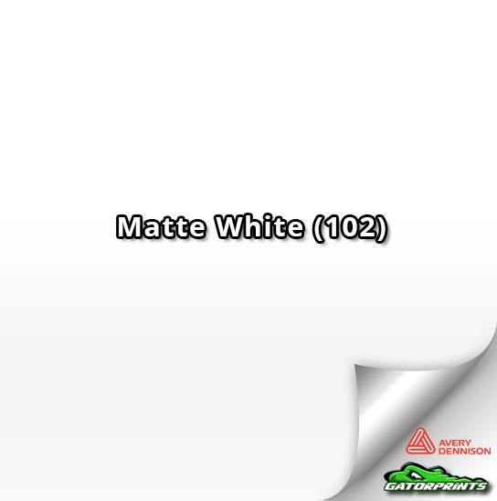 Matte White (102)