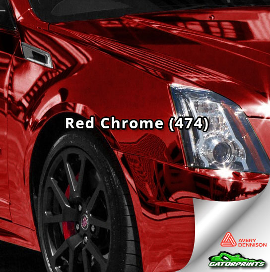 Red Chrome (474)