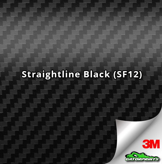 Straightline Black (SF12)
