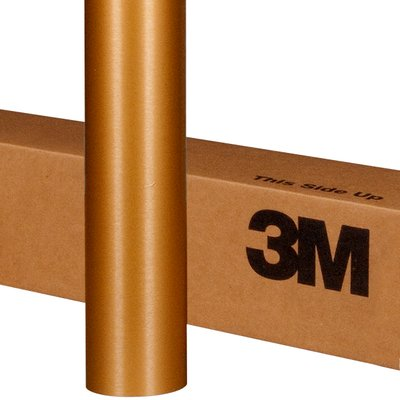 3M Wrap Film 1080-BR241 Brushed Gold